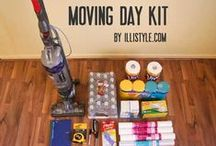 Moving Tips / Fast and easy moving tips for moving into your new homes.