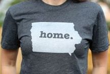 We <3 Iowa / Everything that we love about the state of Iowa.