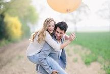 Pre-wedding shoot ideas / If you're planning a pre-wedding shoot it's a good idea to think about the kind of photos you would like.  Here you will find creative ideas for fun shoots! Or perhaps you want your photoshoot to be a classy affair?  We've got ideas for that here too!