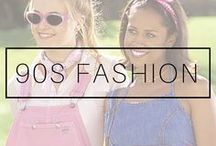 90s FASHION / 90s fashion outfits and street style looks. 90s hairstyles. 90s makeup. 90s fashion outfits hip hop. 90s fashion trend ideas. 90s references, outfits and trends