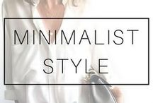 MINIMALIST FASHION / Minimalist fashion. Minimalist fashion summer. Minimalist outfits ideas. Minimalist clothing. Minimalists outfits looks ideas +  how to have minimalist style