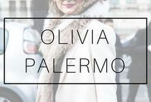 OLIVIA PALERMO / Olivia Palermo street style inspiration, outfit ideas and fashion. Olivia Palermo (born February 28, 1986) is a socialite from New York city. She became famous in 2009, after being cast in the reality television series The City, which documented the personal and professional lives of Whitney Port and her friends.