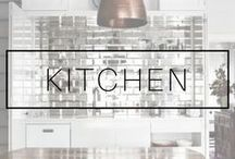 KITCHEN REMODEL / Kitchen remodel ideas, kitchen decor, kitchen remodel. Kitchen designs and decorating ideas