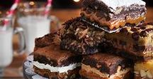 Killer Brownie® / A signature favorite, the Killer Brownie® has been a trademarked tradition at DLM for about 30 years.