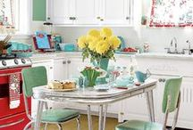 Kitchen Inspiration / by Bev {Flamingo Toes}