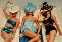Vintage Swim Inspiration / by Chrissy T