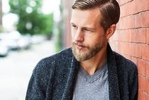 For the Men Folk / Boy oh BOY! It's men's fashion... Time to think like a man and style the rugged stylish man, I know and love. / by Chrissy Nowak
