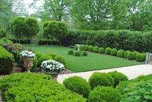 Gardens~I Love / Gardens,boxwood,landscaping,flowers,scrubs,trees, sidewalks,garden paths
