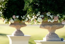 Beautiful Weddings / by Wanda Crossley  Matthews House & Garden