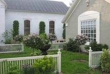 Wanda Crossley~Matthews House and Garden
