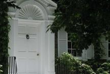 Door Entry / by Wanda Crossley  Matthews House & Garden