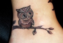 Tattoos I ♡ / by Stephany Brown