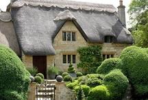Cottage / by Wanda Crossley  Matthews House & Garden