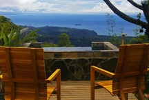 Costa Rican Paradise / With black sand beaches and clear green waters, Herradura, Costa Rica is the ideal location for a tropical beach getaway. From golf to sports fishing there are many activities to keep you active when not lounging in the sun. Nature lovers can't miss nearby Carara National Park. No matter if you are planning your Costa Rica beach vacation with the entire family, close friends or a significant other, iTrip can help book the perfect vacation for you.