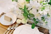 Organic Chic Wedding Design