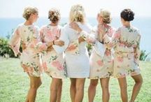 Bridesmaid Dresses / your best friends... your bridemaids