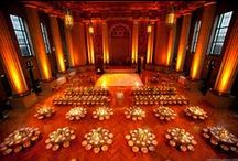 Rustic Black Tie at the Mellon Auditorium / Designed and Planned by A. Dominick Events