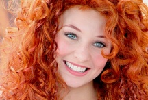 Redheads ~ Beautiful :) / by Stephany Brown