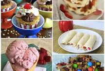 Food,snacks,desserts for kids  / by Debbie Swank