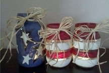 4th of July,Memorial day & Labor day / by Debbie Swank