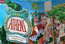 Athens VBS 2013 / Escape to Athens VBS 2013 with Paul! Use these ideas to get you started on your Athens vacation Bible school. / by Group VBS