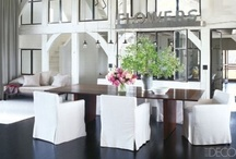Casually Chic Dining