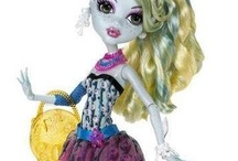 Monster High Doll collection / by Amber Hart
