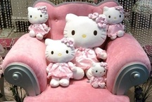 Hello Kitty / by Deonna Crider