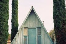 Tiny homes & Cabins / by Debbie Swank