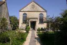 Church Houses / by Wanda Crossley  Matthews House & Garden