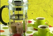 Hot Coffee Gifts / Inspiring coffee gifts to give or receive.   #coffee #coffeegift www.DoubleBrush.com