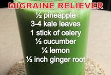 Go Green! / Healthy Drinks/Detox