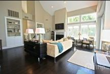 Gorgeous Living Rooms in Vacation Rental Homes / View some of the best living spaces from iTrip Vacations' vacation rentals as well as around the world! Find tips, ideas and more to create your own showroom. Living rooms bring families and friends together, so don't miss these ideas and samples.