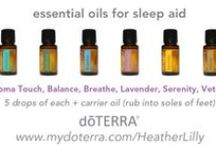 essential oils / by Nikki Matthews