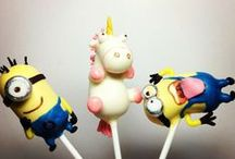 Yummy Cakes Pops / Yummy cake pops for any occasion