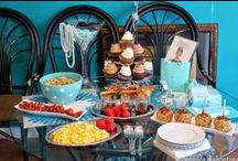 The Perfect Hostess / Themes for a Perfect Party or Get Together