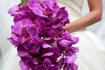 Radiant Orchid | Haute 2014 / Pantone color of the year. stylish purple, trendy, 80's inspired. Wedding design, wedding décor  A Good Affair Wedding & Event Production Orange County wedding designer LA wedding designer / by A Good Affair Wedding & Event Production