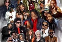 Black Legends, Gone But Not Forgotten / Famous artist, actors, actress, sports figures, musicians that paved the way for our youths of the 21st century!