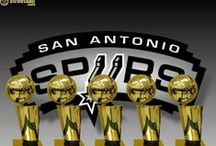 GO SPURS GO / Dad and brother's favorite team