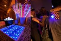Light it Up - G & B's National Cathedral and Decatur House Wedding / Designed and Planned by A. Dominick Events / by A. Dominick Events