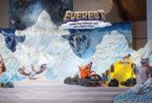 Everest VBS / Ideas and inspiration for decorating at Everest VBS 2015!