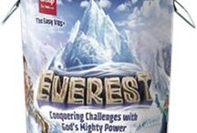 Everest VBS Resources / All the Everest VBS resources you need to pull off your best VBS yet! / by Group VBS