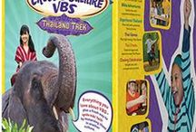 Thailand Trek Resources / All the Thailand Trek VBS resources you need to pull off your best VBS yet! / by Group VBS