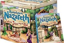 Hometown Nazareth VBS Resources / All the Hometown Nazareth VBS resources you need to pull off your best VBS yet! / by Group VBS