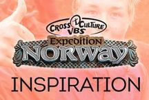 Expedition Norway VBS Inspiration / by Group VBS & Children's Ministry