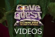 Cave Quest VBS Videos & Music / by Group VBS & Children's Ministry