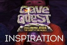Cave Quest VBS Inspiration / by Group VBS & Children's Ministry