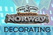 Norway Expedition VBS Decorating Ideas / by Group VBS & Children's Ministry