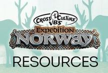 Norway Expedition VBS Resources / by Group VBS & Children's Ministry