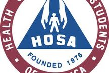 HOSA / Ideas for the Health Occupations Students of America Organization I am sponsoring at school.